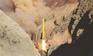 Iran test-launched a medium-range missile: US officials
