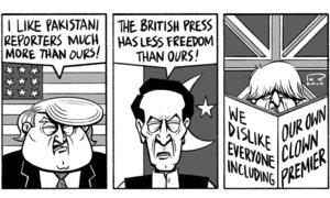 Cartoon: 28 July, 2019