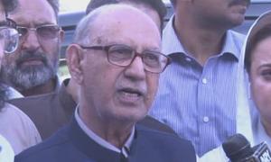 سابق وزیراعظم کے معاون خصوصی عرفان صدیقی ضمانت کے بعد رہا