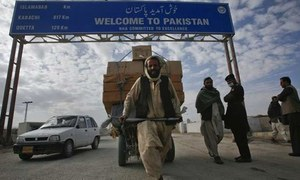 Pakistan to restore visa services for Afghan nationals