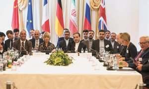 Iran links tanker row to ailing nuclear deal