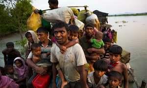 روہنگیا مہاجرین کا باقاعدہ شناخت کے بغیر میانمار واپسی سے انکار