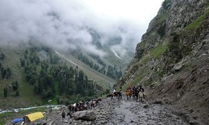 In pictures: Amarnath Yatra and communal harmony in Indian-occupied Kashmir