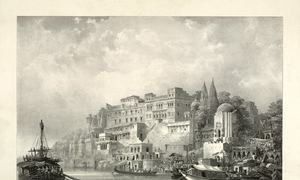 A British merchant's journey from Madras to England that gives a glimpse into early days of colonialism