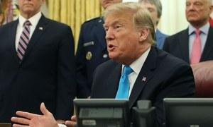 امریکا میں الیکشن سے قبل ڈونلڈ ٹرمپ افغانستان سے فوجی انخلا کے خواہاں