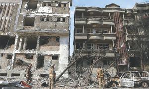 Afghan soldier kills two US troops