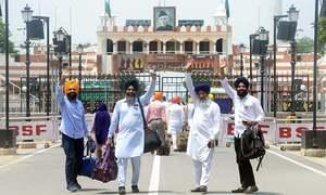 Pakistan welcomes around 500 Indian Sikh pilgrims for Guru Nanak's birth celebrations