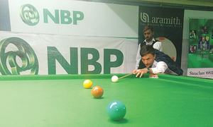 National champion Bilal, three other seeds crash out of ranking snooker