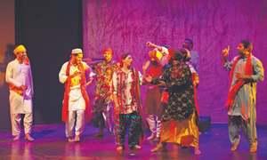 Alhamra Theatre Festival begins