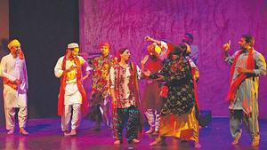 Alhamra Theatre Festival kicks off with a play about Partition