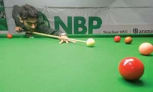 Asjad, Ijaz crash out of ranking snooker
