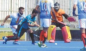 National Hockey reaches quarter-final phase
