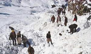 Disaster management bodies to inspect Chitral's 17 glaciers