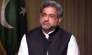 ایل این جی کیس: شاہد خاقان عباسی کے ریمانڈ میں 15 اگست تک توسیع