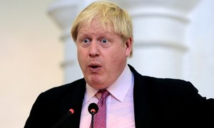 Britain's Johnson suffers first leadership blow in by-election