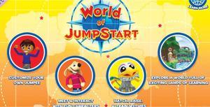 Website review: Kids let's jumpstart