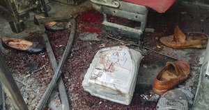 At least two dead as Afghan TV bus bombed in Kabul