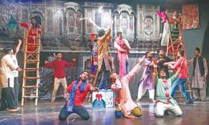 Alhamra theatre fest ends: Performances make a mark on audience