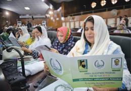 Peshawar district council passes Rs12.48 billion budget