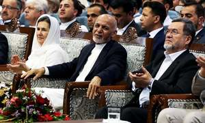 Taliban denounce Afghan election, warn that rallies face attack