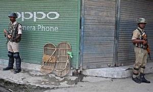 بھارتی سفاکیت جتنی بڑھ جائے، کشمیری مزاحمت کو نہیں روک سکتی