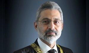جسٹس قاضی فائز عیسیٰ نے اپنے خلاف صدارتی ریفرنس چیلنج کردیا