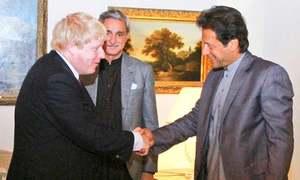 عمران خان کا برطانوی وزیراعظم سے رابطہ، مقبوضہ کشمیر کی صورتحال پر گفتگو