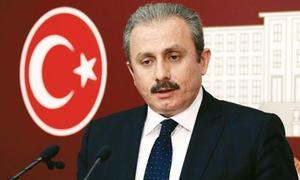 ترک اسپیکر کا کشمیریوں کی حمایت میں پارلیمان میں قرارداد پیش کرنے کا اعلان
