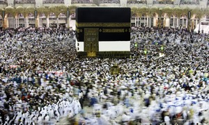 In pictures: Millions scale Mount Arafat as Haj nears completion