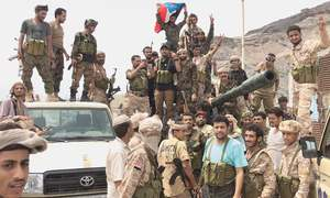 Yemeni separatists stage coup in Aden, 45 killed
