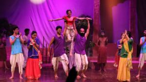 Despite heavy rains, Napa's theatre festival comes to a successful end