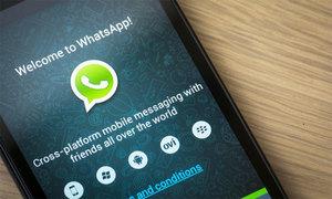 واٹس ایپ میں اپنے پیغامات کے تحفظ کیلئے نیا فیچر
