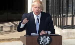 'Boris Johnson is wrecking Brexit deal'
