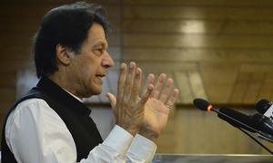 PM questions world's silence on IoK, warns of severe repercussions in case of ethnic cleansing of Muslims