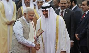 آرٹیکل 370 کا خاتمہ: عرب ممالک، بھارت سے تجارتی مفادات کے باعث خاموش