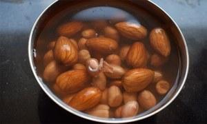 روزانہ کتنی مقدار میں بادام کھائے جاسکتے ہیں؟