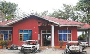Rebel attack on Myanmar elite military college leaves 15 dead