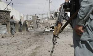 Afghan conflict displacing hundreds of thousands