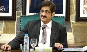 Murad launches drive to clean up Karachi