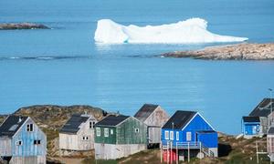 'گرین لینڈ برائے فروخت نہیں'