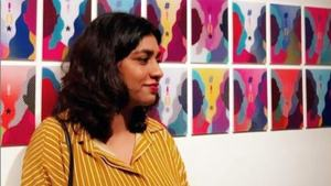 Indus Valley School's art exhibit celebrates the journey of 25 graduating batches