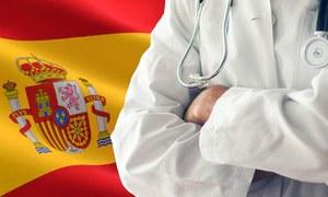اسپین کے نظامِ صحت کو میرا سلام