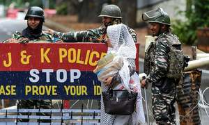 India eases some curbs in occupied Kashmir