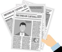 CLIFTONIA: ALL THE NEWS THAT'S FIT TO PRINT