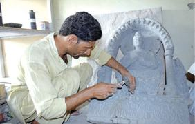 Taxila's artisans switching to other trades