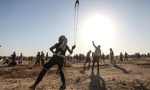 غزہ: اسرائیلی فورسز کی گولہ باری، 3 فلسطینی جاں بحق