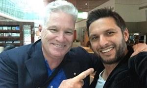 اسلام آباد یونائیٹڈ کے کوچ ڈین جونز کی پاکستانی ٹیم کی کوچنگ کیلئے درخواست