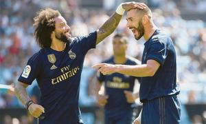 Bale, Benzema star as Real kick off season with win