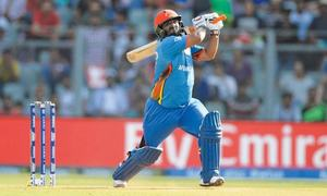Afghanistan board suspends Shahzad for one year