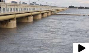 بھارت کی طرف سے آنے والے پانی کے باعث سیلاب کا خطرہ